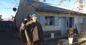 El lonko mapuche Facundo Jones Huala