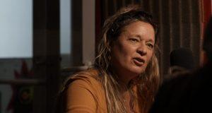Mariana Moyano en Radio Caput